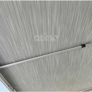 Spannarm Aluminium 275cm f�r Omnistor, TO 8000