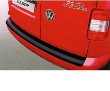 ABS-Ladekantenschutz VW Caddy a.05.04 m.Polypropylen Sto�stange