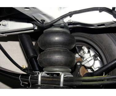 Zusatz-Luftfeder Doppelfaltenbalg Sprinter 209-324 ab 2006