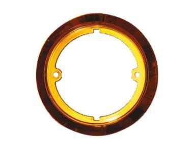 Zierring 122mm gelb