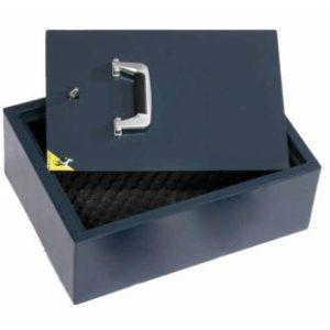 Treso, Safe, Mobil-Safe Gr��e 5, L50xB36xH18cm f�r 17 Zoll Notebook