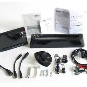 R�ckf.Syst.RVS729A, Kamera CAM29BK mit 7 Monitor+Adria Adapter
