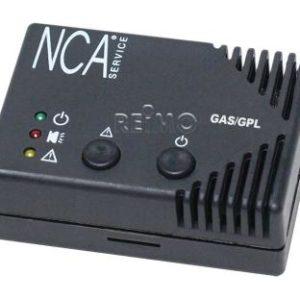 Gaswarner GAS/GPL (erkennt LPG-Liquefied Petroleum Gas, Narkosegas)