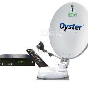 OYSTER 65CI+ HD+ Skew Twin-LNB