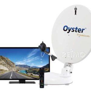 Oyster� Sat-Anlage 85 SKEW Premium inkl. 19 Oyster� TV