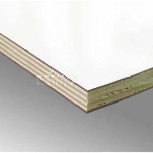 M�belbauplatte wei� Hochglanz 15mm