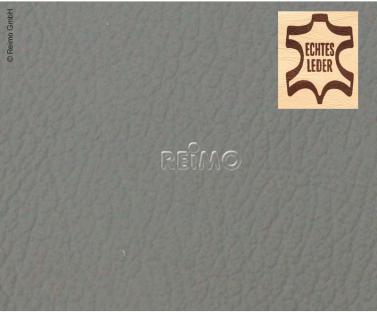 Automobil-Leder grau,pro m�, Fell=4,5qm