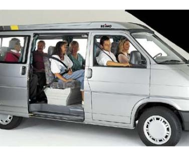 3-Punkt Automatik- Sicherheitsgurt 400 cm