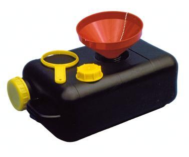 Schmutzwasserboy 18 Liter schwarz