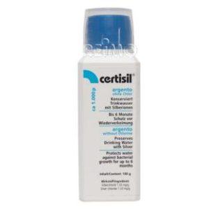 Certisil Argento CA10000P Wasserentkeimung, 100g