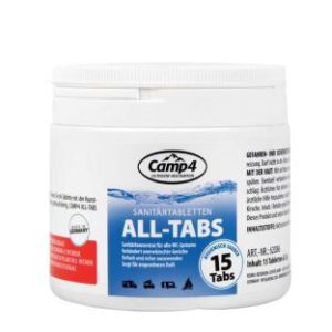 Sanit�rkonzentrat, 15 Tabletten