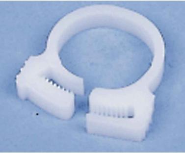 Schlauchschelle 19mm 5 St�ck,Kunststoff, SB verpackt