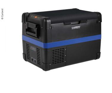 Kompressor-K�hlbox 12V/24V/220-240V, 40l, ca.714x449x426mm, ca.20kg