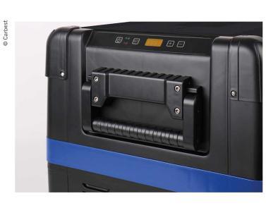Kompressor-K�hlbox 12V/24V/220-240V, 60l, ca.714x454x524mm, ca.23kg