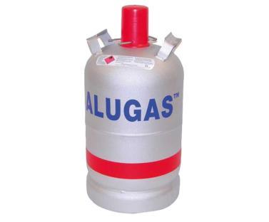 F�llung f�r Gasflasche ALU 11kg KEIN Versand