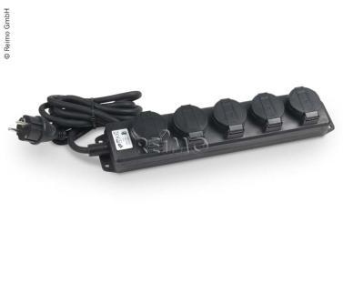 Verteilersteckdose 5-fach mit 2,5m Kabel, H05RR-F 3x1,5mm�