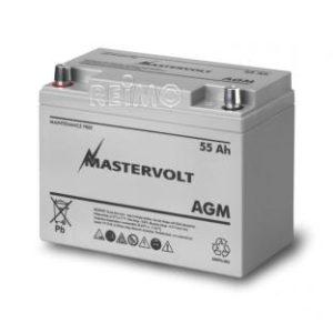 Batterie AGM 12/55 Ah
