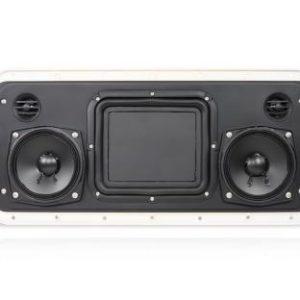 RV-FS402W Lautsprechersystem, wei�