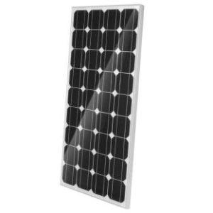 Solarmodul 120 Watt CB-120, 1450x550x35mm, monokristallin , 11kg