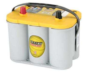 AGM Batterie Optima YTS5.5 75Ah,12V