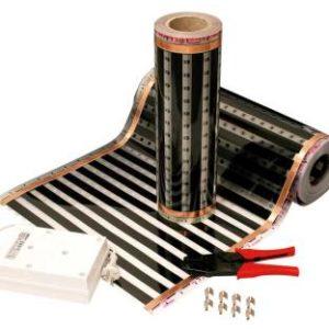 Heizfolie 53cm,48V,40W/Laufmeter