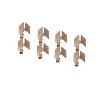 Klemmverbindung f�r Heizfolie 48W, 2,5-6mm, 1 St�ck
