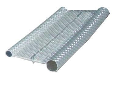 Doppelkeder mit Textil �7,5 auf 4,5mm, 100m lang