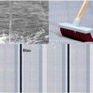 Zeltteppich Awning Carpet, blau-grau-wei�, 3,0x6,0m