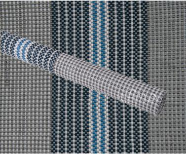 Zeltteppich Arisol Luxus, 2,5x4,0m, 500g/m�, grau