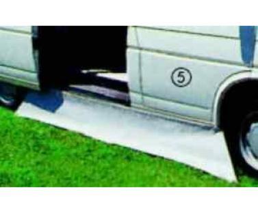 Windschutz/Boden- sch�rze 50cm meterware