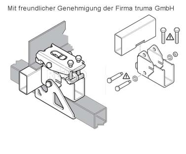 Truma Mover-Distanzsatz 60mm 2Stk