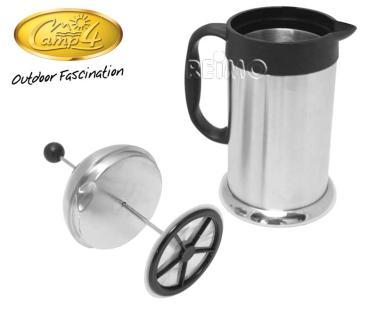 Kaffeebereiter Cafeterie Edelstahl 1,0 Liter