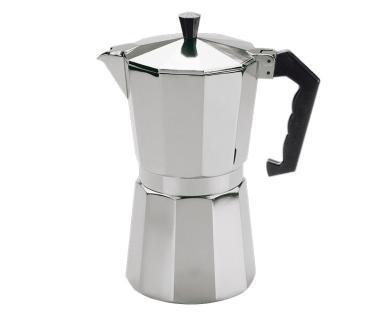 Kaffeebereiter Espressokocher Classico f�r 6 Tassen, 300ml, Aluminium