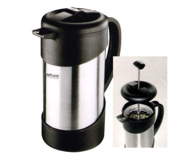 Kaffeebereiter Cafeterie 1L, Edelstahl