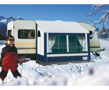 Kaprun DC 200 Wintervorzelt 200x150 cm