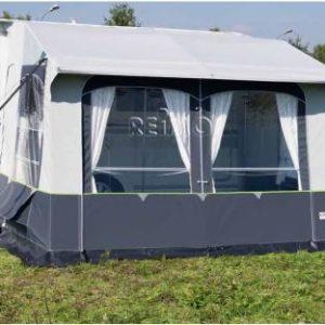 Casa Royal 2 320 T230xB320xH235-255cm, Stahlgest�nge