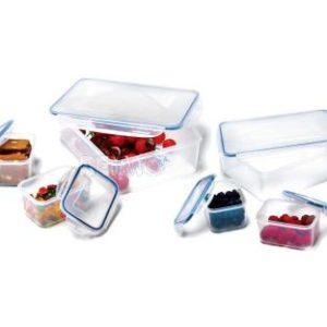 Vorratsdosen und Frischhaltedosen 6-Set, 7,66L