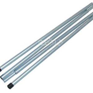 Schleusenstab 4 teilig, 255cm, 17x1mm, Stahl