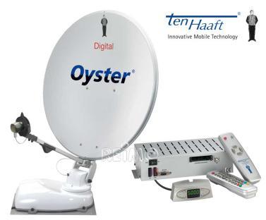 Oyster 85 Digital Twin CI (ohne SKEW)
