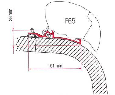 Adapter Kit Giottiline-Fendt