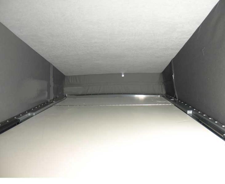 Dachverkleidung für Schlafdach EasyFit
