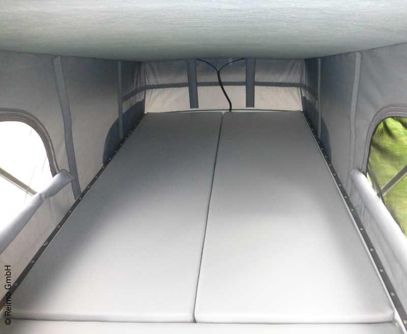 Schlafdach-Bett für Fiat Ducato H2