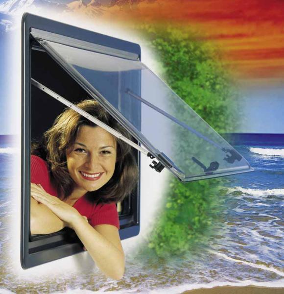 S4 Ausstellfenster, Dometic Fenster 500 x 600 mm