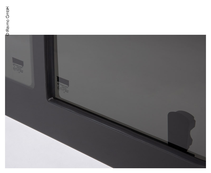 T5 Schiebefenster, T6 Seitenfenster links, Echtglas, 1135x585, Carbest Fenster