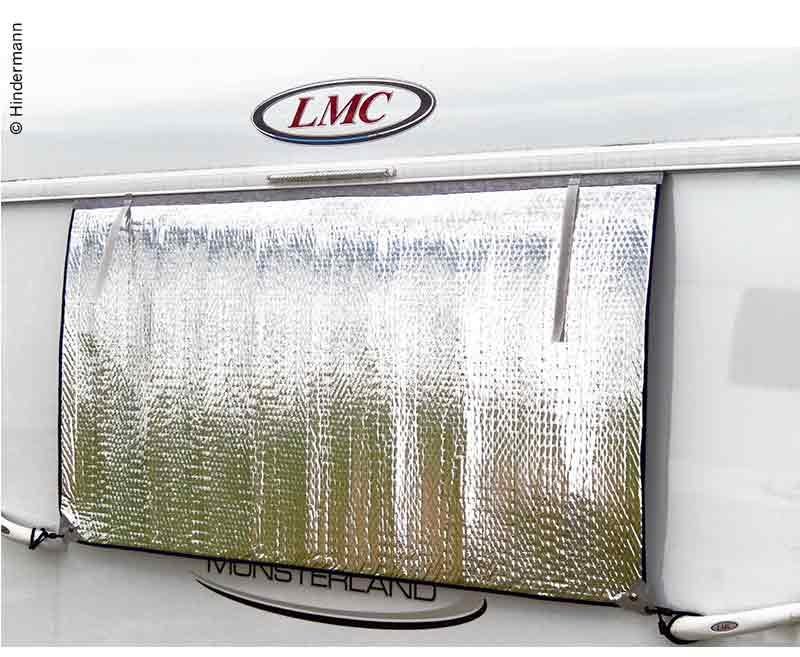 Thermomatte für Wohnwagenfenster 110x55cm