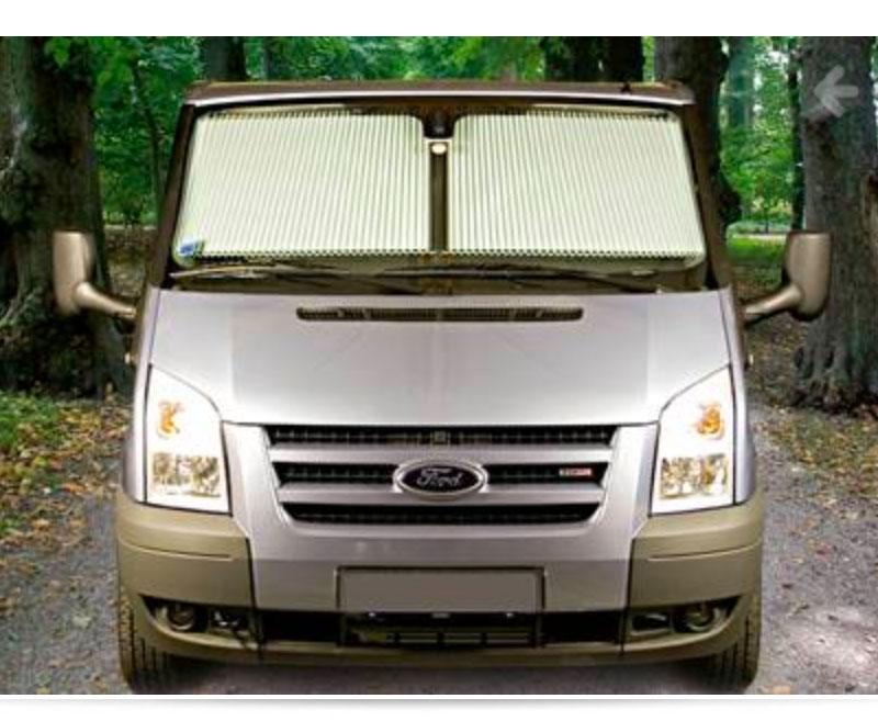 Verdunkelungsrollo REMIfront Seitenscheiben Ford ab Bj. 2014 grau
