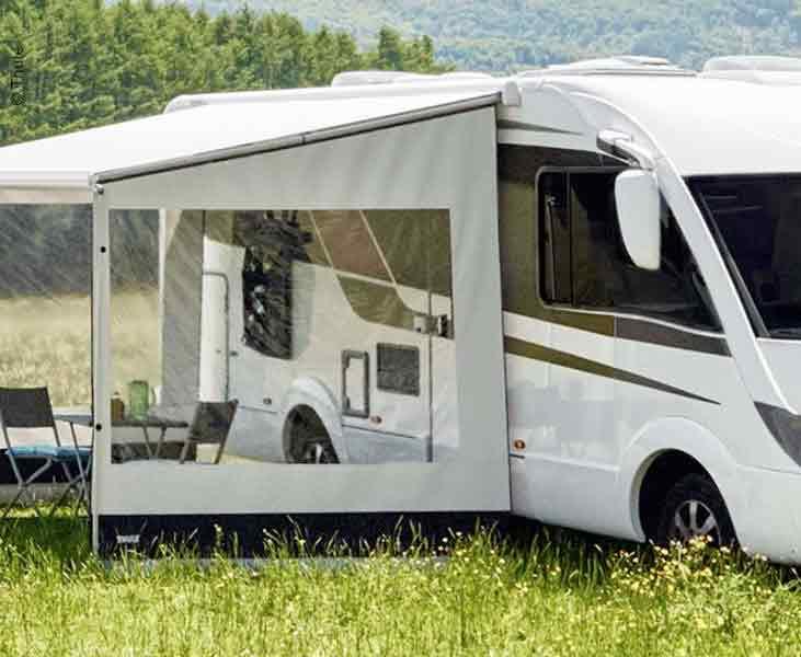 RainBlocker Side G2 Minivan, für Thule 3200, ABH 1.80-1.99, AZ 2.50m
