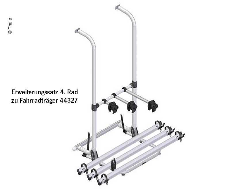 4.Schiene für ESSE4 mit Adapter u. Abstandshalter