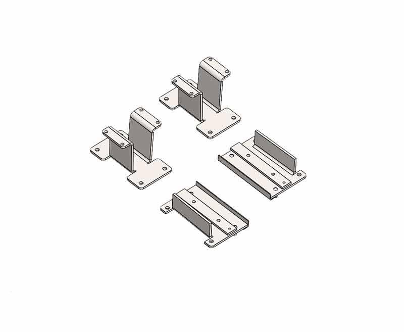 Adaptersatz für Carbest Autolift, für Ford Euro 4