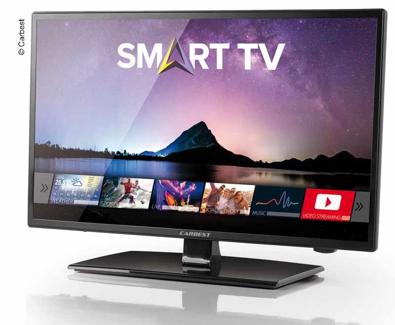 "12-V-Fernseher, Smart LED TV 18,5"", HD-Ready"